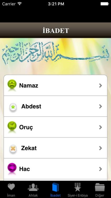 Cep İslam İlmihali screenshot-3