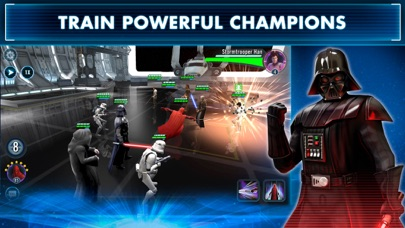 Star Wars™: Galaxy of Heroes app image