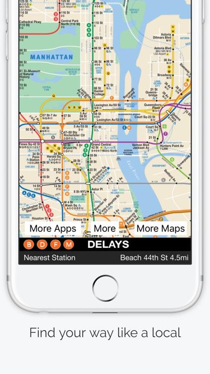 New York City Subway Map
