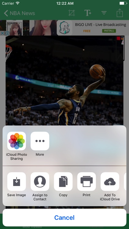 Basketball Wallpapers HD - Themes Lock/Home Screen