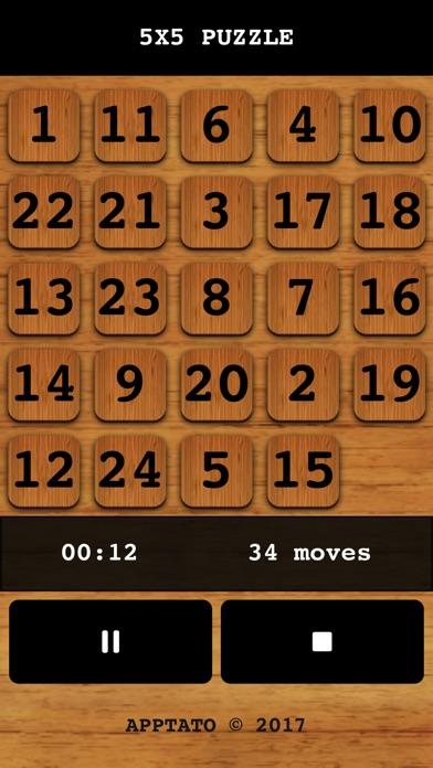 数字パズルゲーム