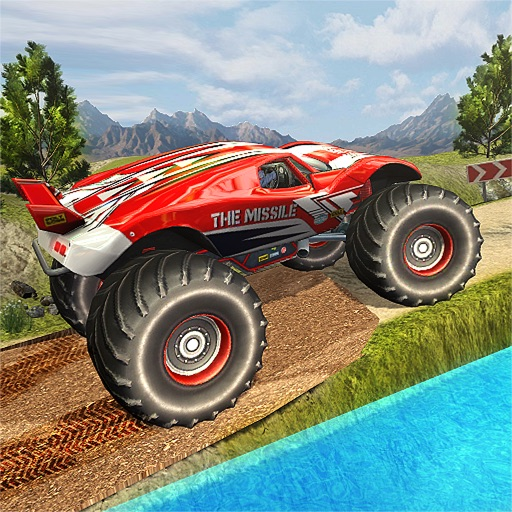 Monster Truck Hill Racing Offroad Rally iOS App