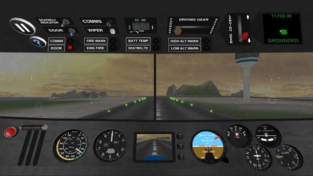Airplane Pilot Flight Simulator 3D on the App Store