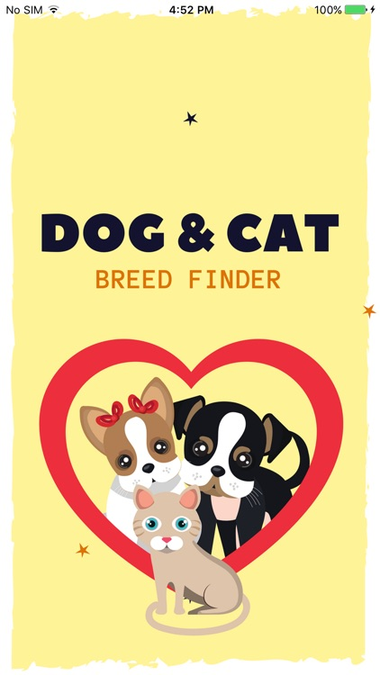Dog & Cat Breed Finder