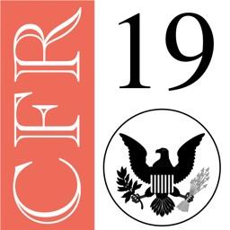 19 CFR - Customs Duties (LawStack Series)