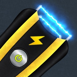 High Voltage - Prank Stun Gun App with Real Sounds