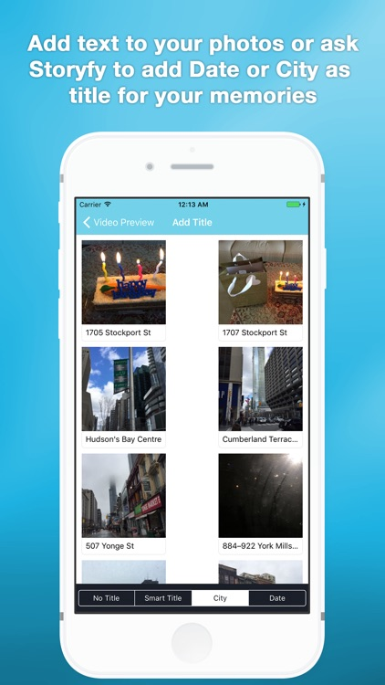 Slideshow maker- music & caption: Storyfy Pro screenshot-4
