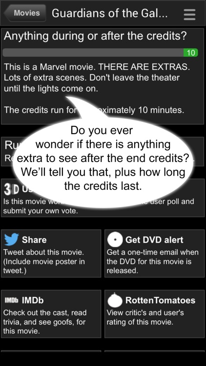 RunPee: because theaters don't have pause buttons. screenshot-3