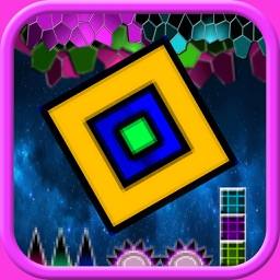 Block Space - Geometry Dash Space