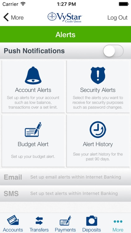VyStar Mobile Banking screenshot-3