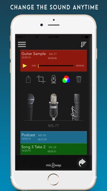MicSwap Pro: Mic Emulator screenshot-3