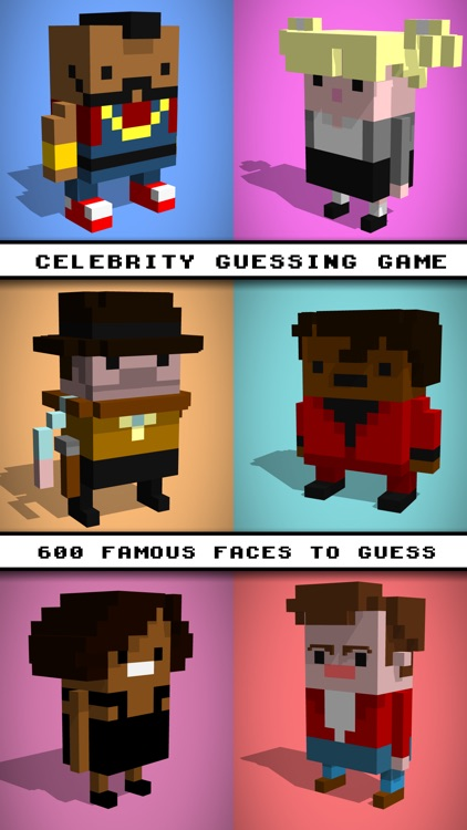 Guessy Stars - The Celebrity Quiz