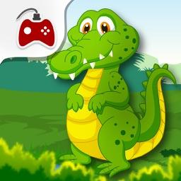 Cartoon Dinosaur Rescue - a fun games