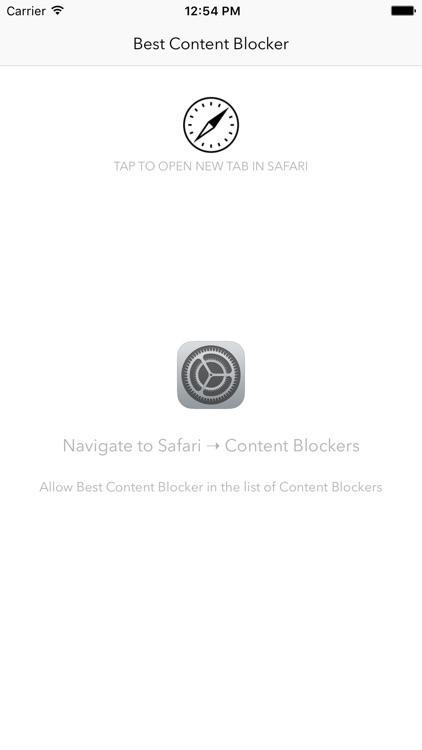 Best Content Blocker