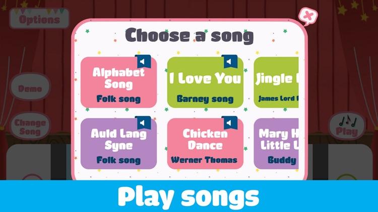 Dance Pet Piano-Kid Music Song screenshot-4