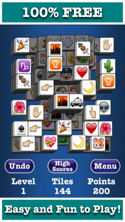Mahjong Jewels™ Deluxe Brain Training Memory Game!