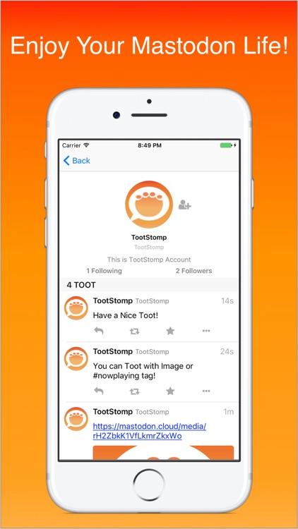 TootStomp screenshot-3