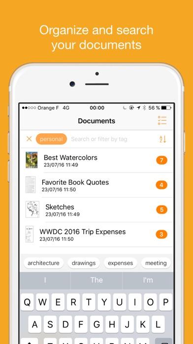 Genius Scan+ - PDF Scanner app image