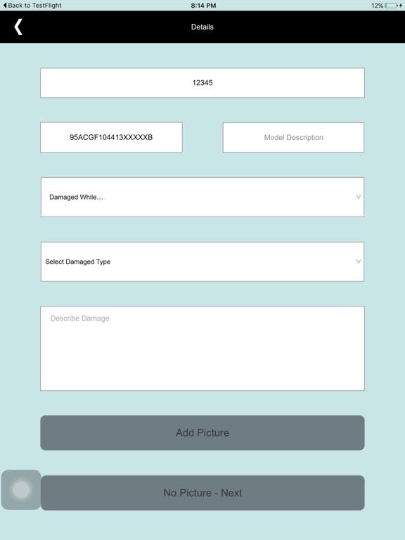 Packaging Assessment for iPad screenshot three