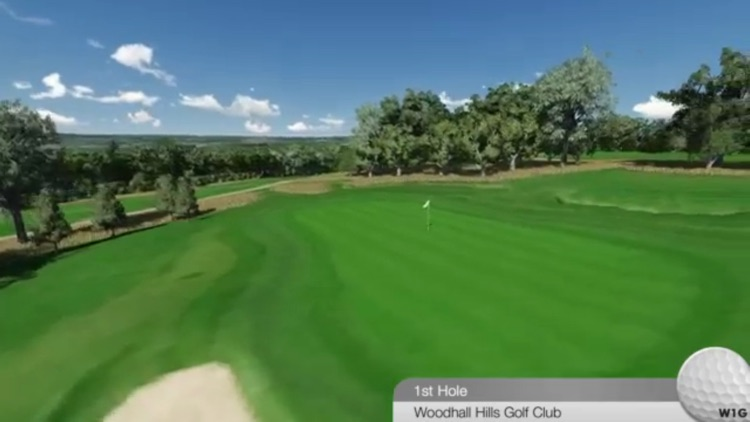Woodhall Hills Golf Club screenshot-4