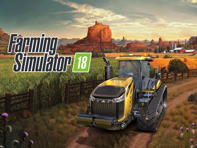 ‎Farming Simulator 18