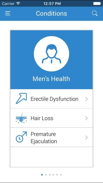 OnlineClinic App screenshot-3
