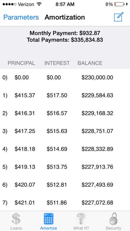 iLoan Lite - Personal Loans screenshot-3