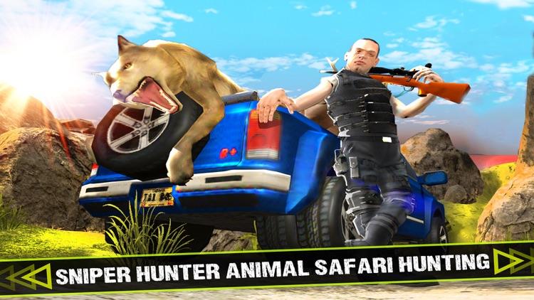 Sniper Hunter: Animal Safari Hunting Game
