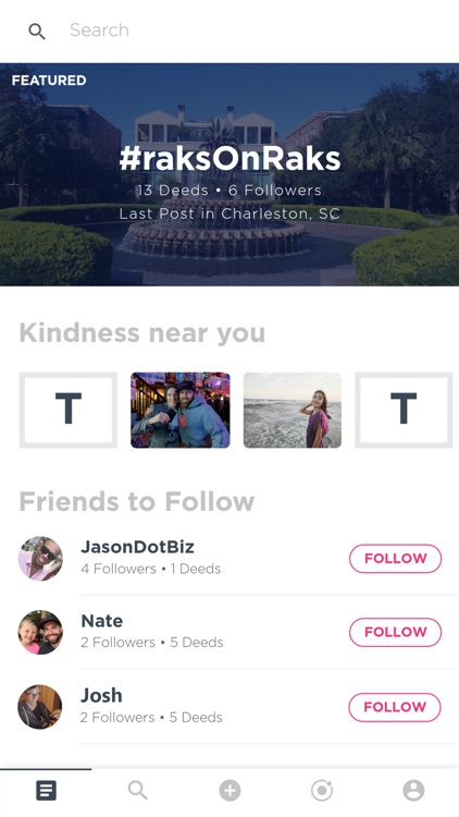 Nobly - Acts of Kindness App