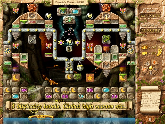 Fairy Treasure - Brick Breaker Screenshots