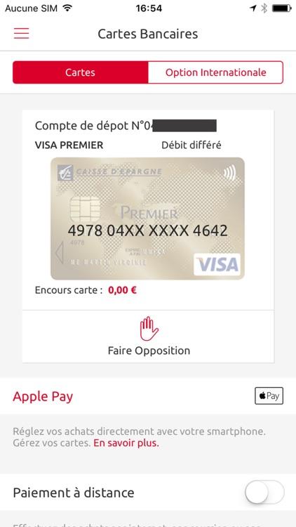 Banxo - Caisse d'Epargne screenshot-3