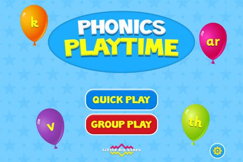 Phonics Playtime - náhled