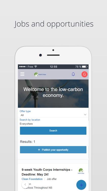 Cleanleaders app image