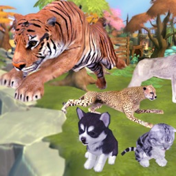 My Wild Pet Online Cute Animal Rescue Simulator