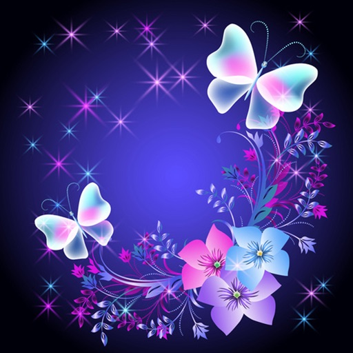 Butterfly Art Stickers