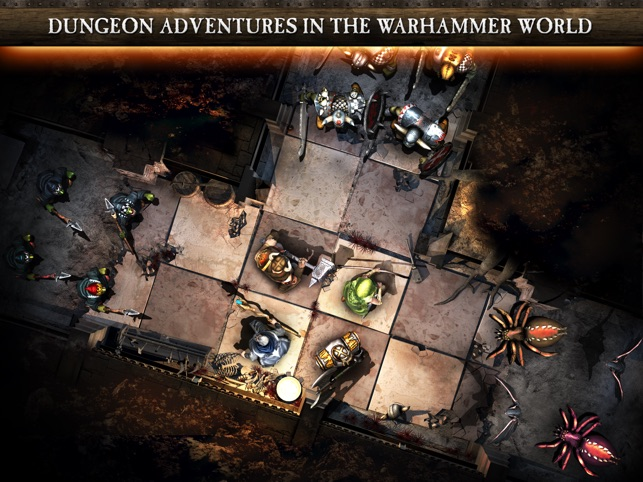 Warhammer Quest Screenshot