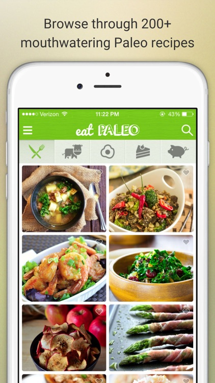 Eat Paleo - Delicious Paleo Diet Recipes and Meals