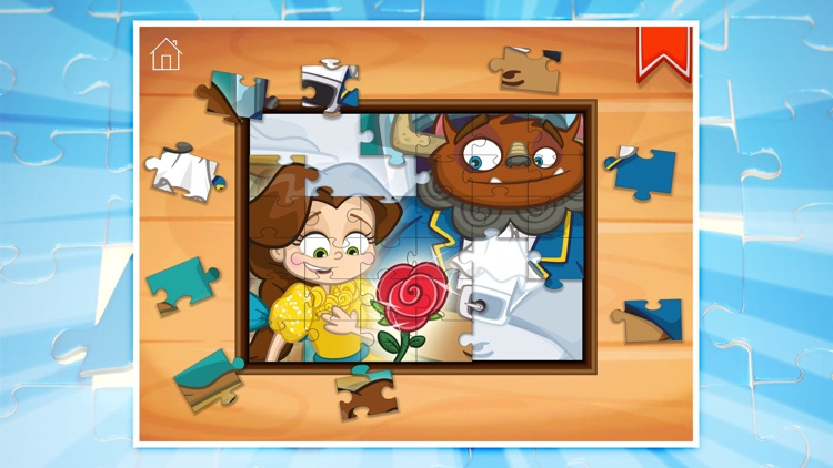 The StoryToys Jigsaw Puzzle Collection screenshot-3