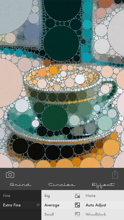 Percolator screenshot-2