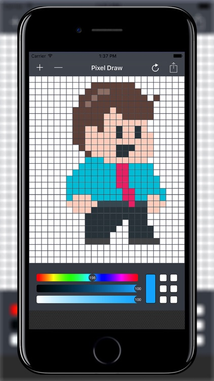 Pixel Editor - Pixel Art Maker And Editor by Md Humayun