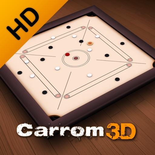 Carrom 3D HD