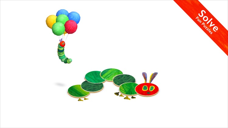 Very Hungry Caterpillar Shapes screenshot-3
