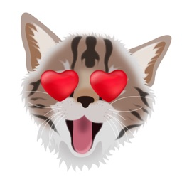 KittyMoji - Kitty Emoji & Stickers