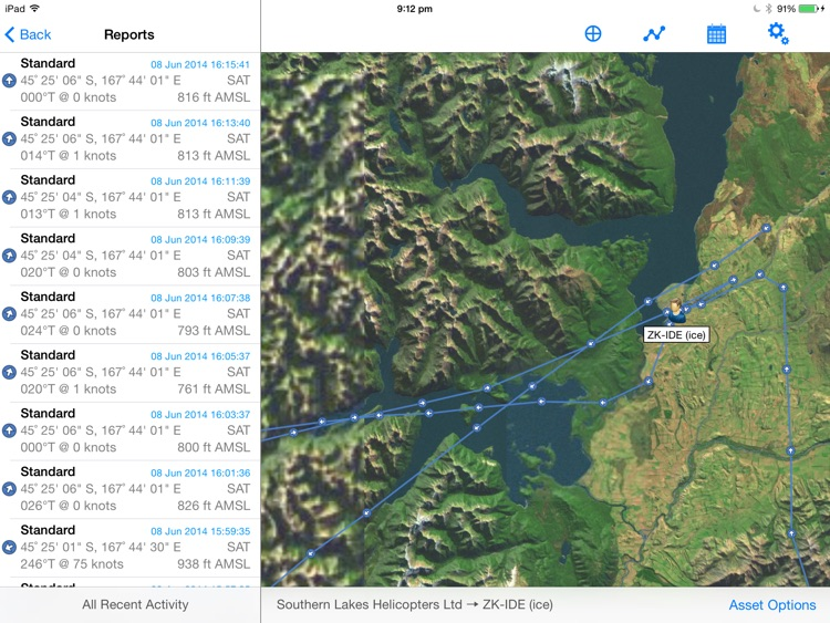 TracPlus for iPad