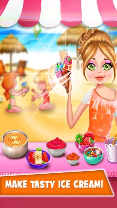 Kinder Kuchen Maker Food Kochen Spiele für MädchenScreenshot von 5