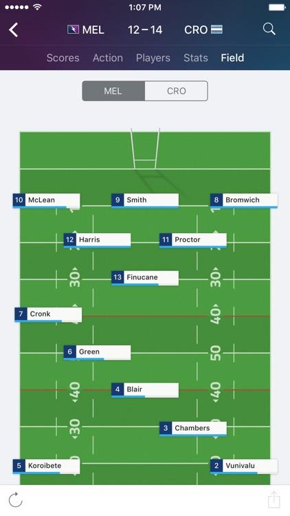 Rugby League Live screenshot-4