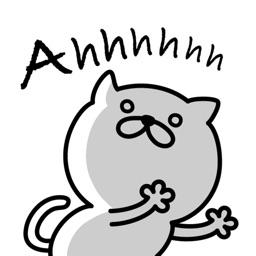Pretty Cat Sticker 2