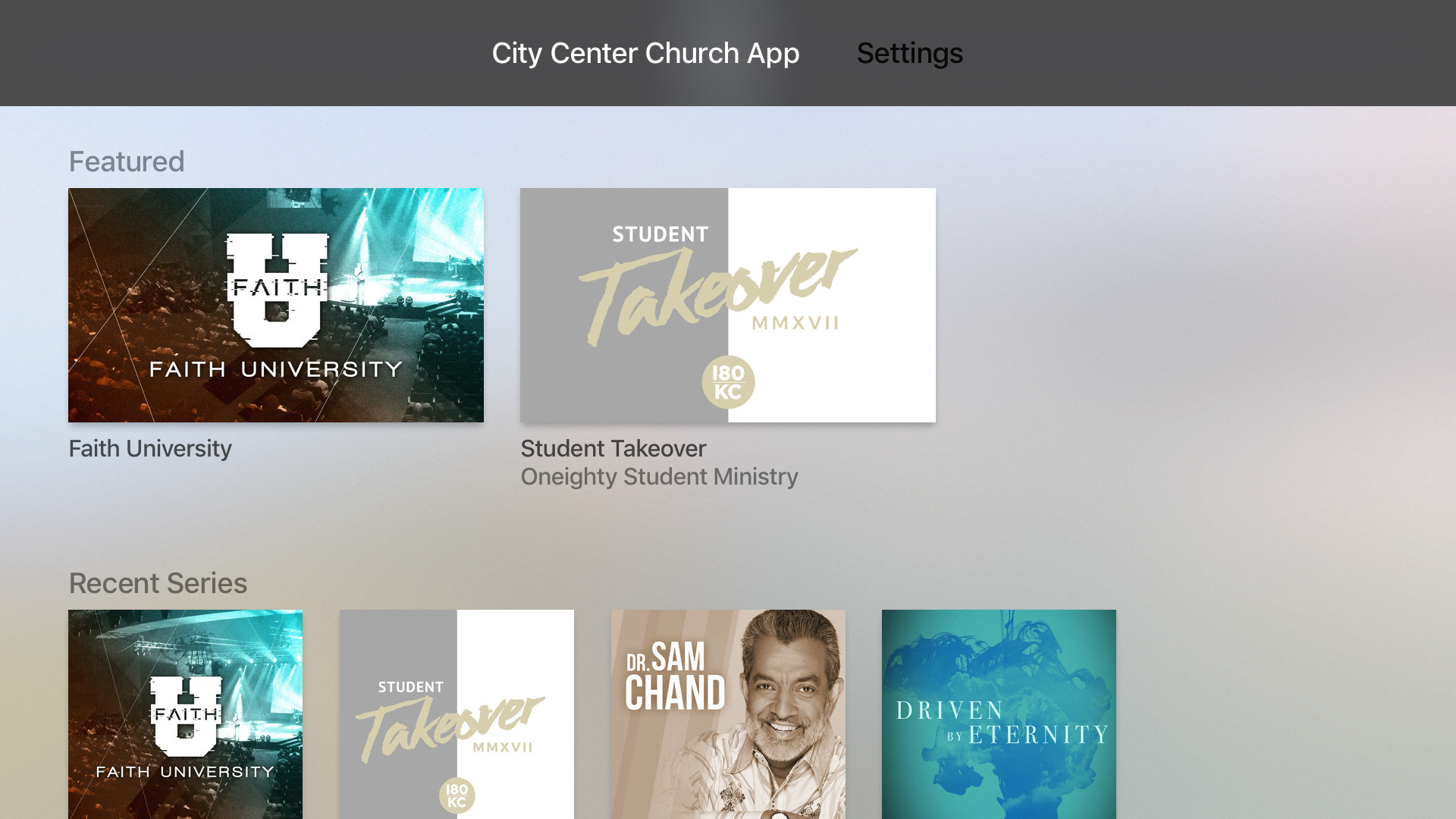 City Center Church App screenshot 7