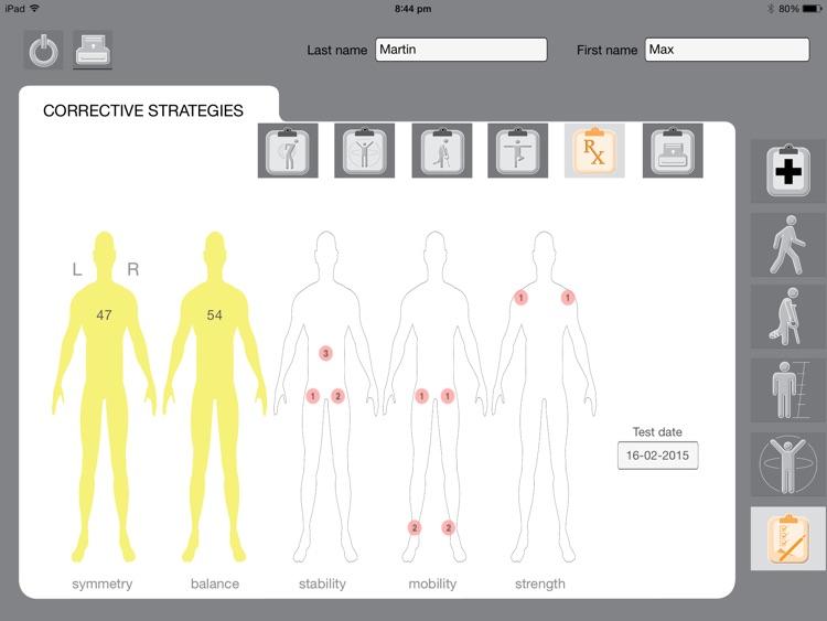 Movement Screen Pro screenshot-4