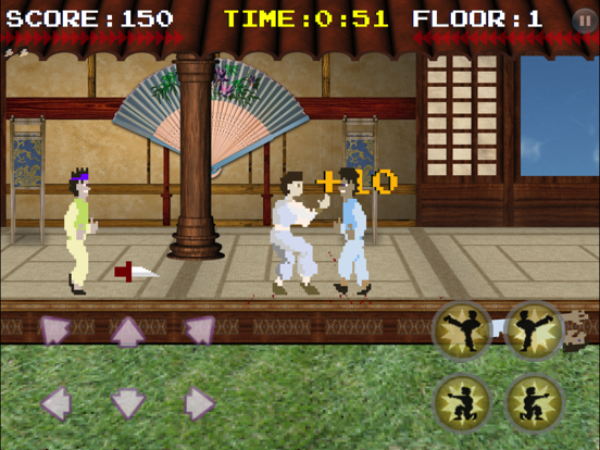 Karate Fighter Screenshots